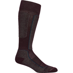 Icebreaker Ski+ Light OTC Socks Women velvet